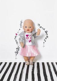 BABY born kledijset Deluxe trendsetter-Afbeelding 2