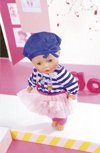 BABY born kledijset Modecollectie Blauwe muts-Afbeelding 2