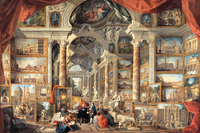 Ravensburger puzzel Beelden uit het oude Rome-Vooraanzicht