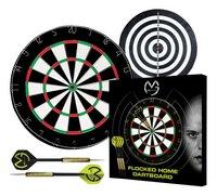 QX Max dartbord Flocked Home - van Gerwen-Artikeldetail