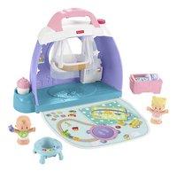 Fisher-Price Little People La chambre des bébés-Côté gauche