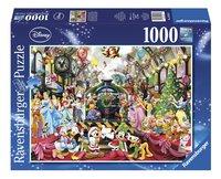 Ravensburger Puzzel Disney Kerstmis op station