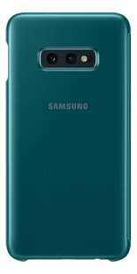 Samsung Foliocover Clear View Cover voor Galaxy S10e green-Achteraanzicht