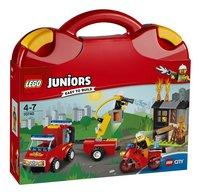 LEGO Juniors 10740 La valisette 'les pompiers'