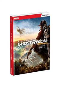 Livre Tom Clancy's Ghost Recon Wildlands
