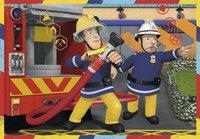 Ravensburger puzzle 2 en 1 Sam le pompier au travail-Détail de l'article