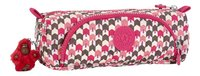 Kipling pennenzak Cute Latin Mix Pink