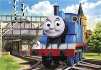 Ravensburger puzzel 2-in-1 Thomas & Friends Thomas de locomotief-Artikeldetail