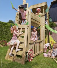 Jungle Gym module train pour Barn/De Hut/Cubby