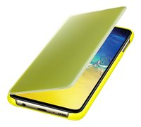 Samsung Foliocover Clear View Cover voor Galaxy S10e yellow-Artikeldetail