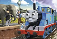 Ravensburger puzzel 2-in-1 Thomas & Friends Dierenpark-Artikeldetail