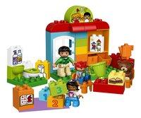 LEGO DUPLO 10833 Le jardin d'enfants-Avant