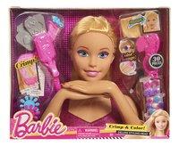 Barbie kappershoofd-Vooraanzicht