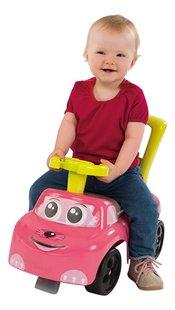 Smoby loopwagen Auto Ride-On roze-Afbeelding 2