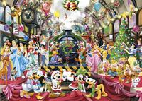 Ravensburger puzzle Disney Noël à la gare-Avant