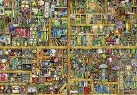 Ravensburger puzzel Magical Bookcase-Vooraanzicht