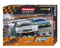 Carrera Go!!! racebaan DTM Speedway-Vooraanzicht