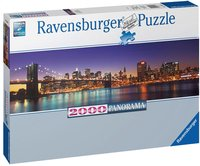 Ravensburger puzzel New York city-Rechterzijde