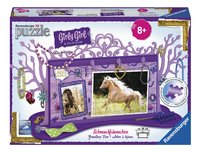 Ravensburger 3D-puzzel Girly Girl juwelenboom paarden