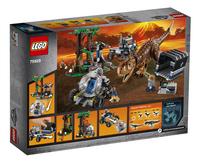 LEGO Jurassic World 75929 Gyrobolontsnapping van Carnotaurus-Achteraanzicht