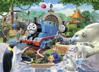 Ravensburger puzzle XXL Thomas & ses amis Le parc d'animaux-Avant
