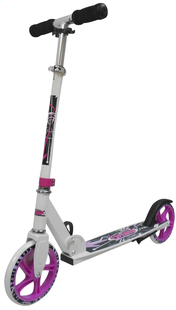 Optimum step Radical Scooter roze/zwart-Vooraanzicht