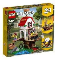LEGO Creator 3-in-1 31078 Boomhutschatten-Linkerzijde