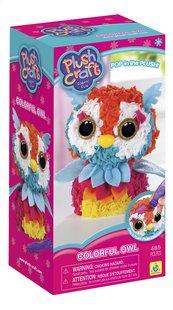 Plush Craft Fabric Fun Hibou