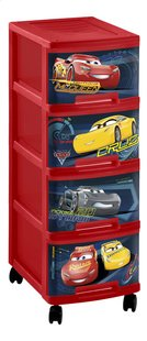 Curver ladeblok Disney Cars 3 40 l