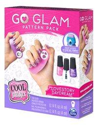 Cool Maker Go Glam Nail Fashion Pack Lovestory Daydream-Côté droit
