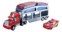 Autotransport Disney Cars Mack Dip & Dunk Trailer-Vooraanzicht