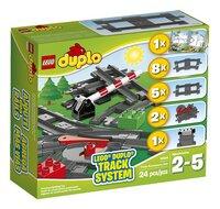 LEGO DUPLO 10506 Ensemble d'éléments pour le train