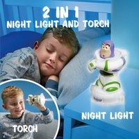 GoGlow Buddy nacht-/zaklamp Toy Story Buzz-Afbeelding 6