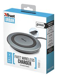 Trust inductielader Yudo10 Fast Charger voor smartphones-Rechterzijde