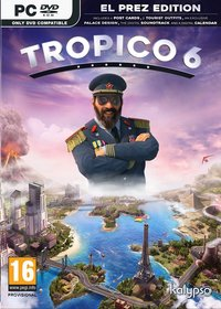 CDROM Tropico 6 - El Prez Edition FR/ANG-Avant