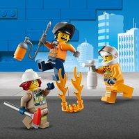 LEGO City 60248 L'intervention de l'hélicoptère des pompiers-Image 2