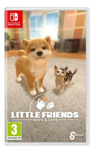 Nintendo Switch Little Friends: Dogs & Cats ENG/FR-Vooraanzicht