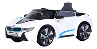 Elektrische auto BMW i8 Spyder-commercieel beeld