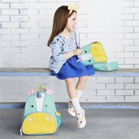 Skip*Hop lunchtas Zoo Pack unicorn-Afbeelding 1