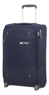 Samsonite zachte reistrolley Base Boost 35 Upright Navy Blue 55 cm-Rechterzijde