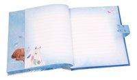 Dagboek Miss Melody blauw-Artikeldetail