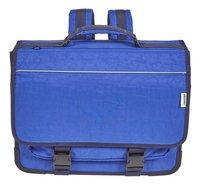 Kangourou boekentas blauw 44 cm