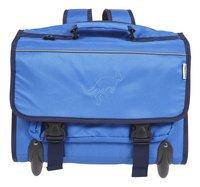 Kangourou trolley-boekentas Blue 44 cm
