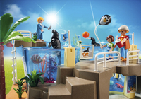 PLAYMOBIL Family Fun 9060 Zee aquarium-Afbeelding 4