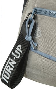 Samsonite rugzak Turn-Up M Light Grey-Artikeldetail