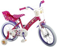 Kinderfiets Disney Minnie Bow-Tique 14'