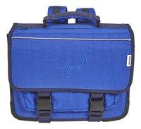 Kangourou boekentas blauw 39 cm