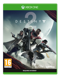 XBOX One Destiny 2 FR