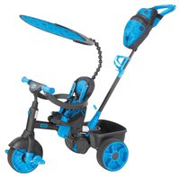 Little Tikes tricycle 4 en 1 noir/bleu