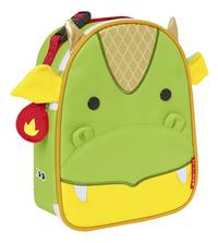 Skip*Hop sac à lunch Zoo Pack dragon-Côté gauche
